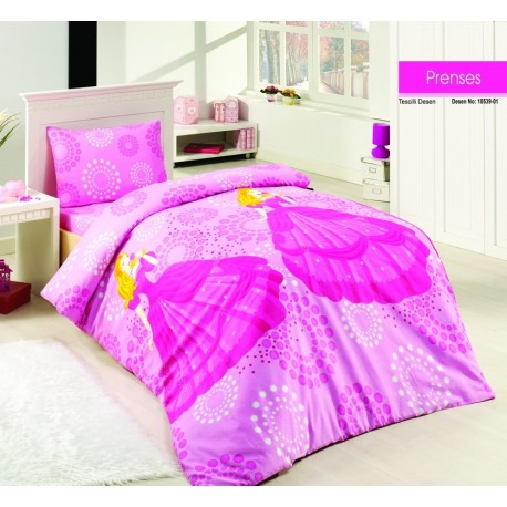 Classic Bedlinen Set - Prenses 10539-01 / New Season