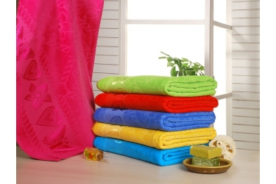 Bath Towels 90x150
