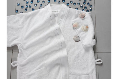 Hotel Textile - Bathrobe 1