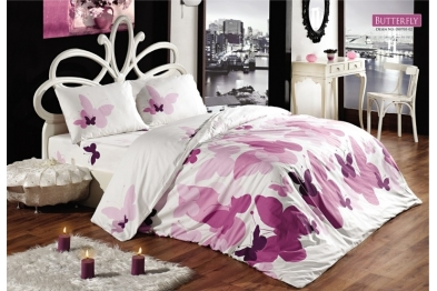 Ranforce Bedlinen - Butterfly 050950-02