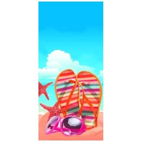 Beach Towel - Seaside