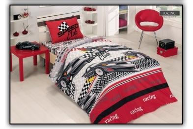 Creaton Bedlinen - Racing 9595-01
