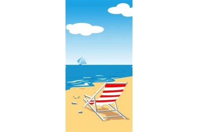 Beach Towel - 9240-R