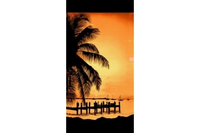 Beach Towel - 3602-R
