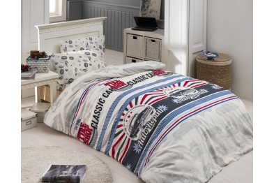 Classic Bedlinen Set - Cars / New Season