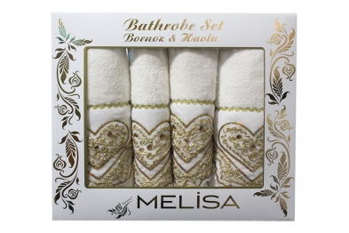 Bath Towel set 4