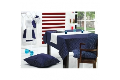 Panama Fabric tablecloth - Puanti