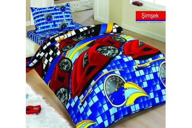 Classic Bedlinen Set - Simsek 23588-01 / New Season