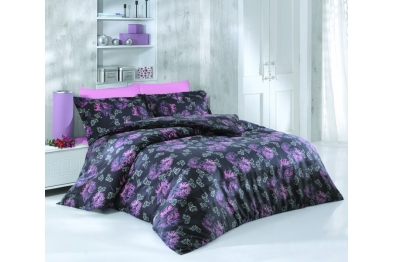 Satin Bedlinen - Talia Powder