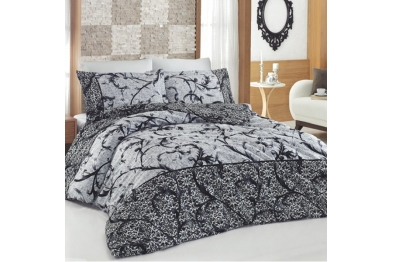 Satin Bedlinen - Avantgarde Gray