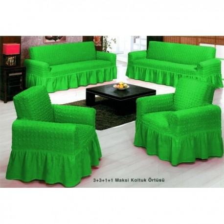 Maxi Chair Cover - 08 Green