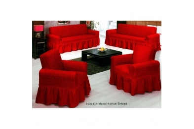 Maxi Chair Cover - 03 Kiremit