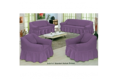 Standard Chair Cover - 06 Lilac