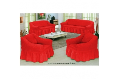Standard Chair Cover - 05 Red