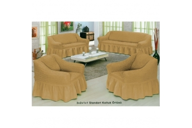Standard Chair Cover - 02 Beige