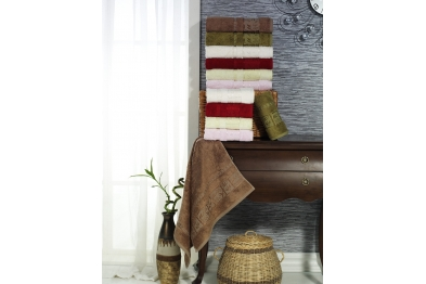 Production Towel - Bamboo Tree A