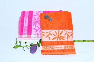 Bamboo Hand & Face Towels