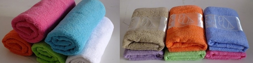 Promotion & Pastel Towels